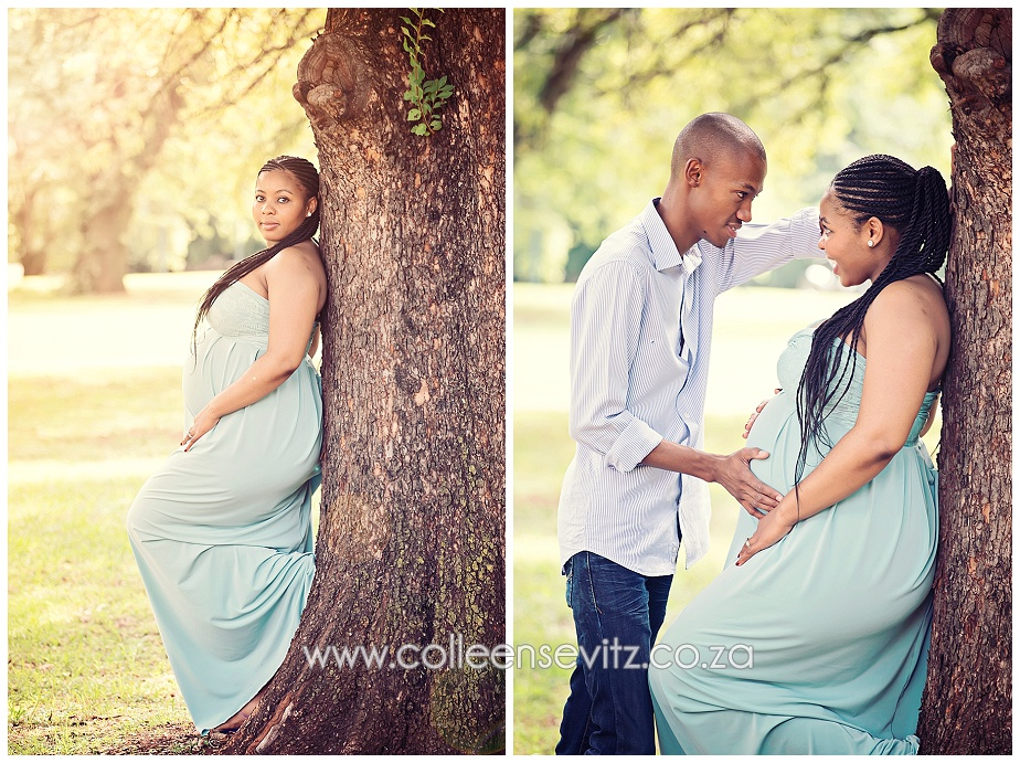 Johannesburg maternity photographer nthabiseng and boota
