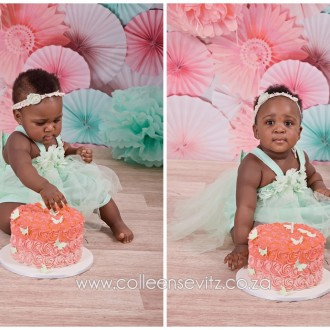Johannesburg Cake Smash Photoshoot