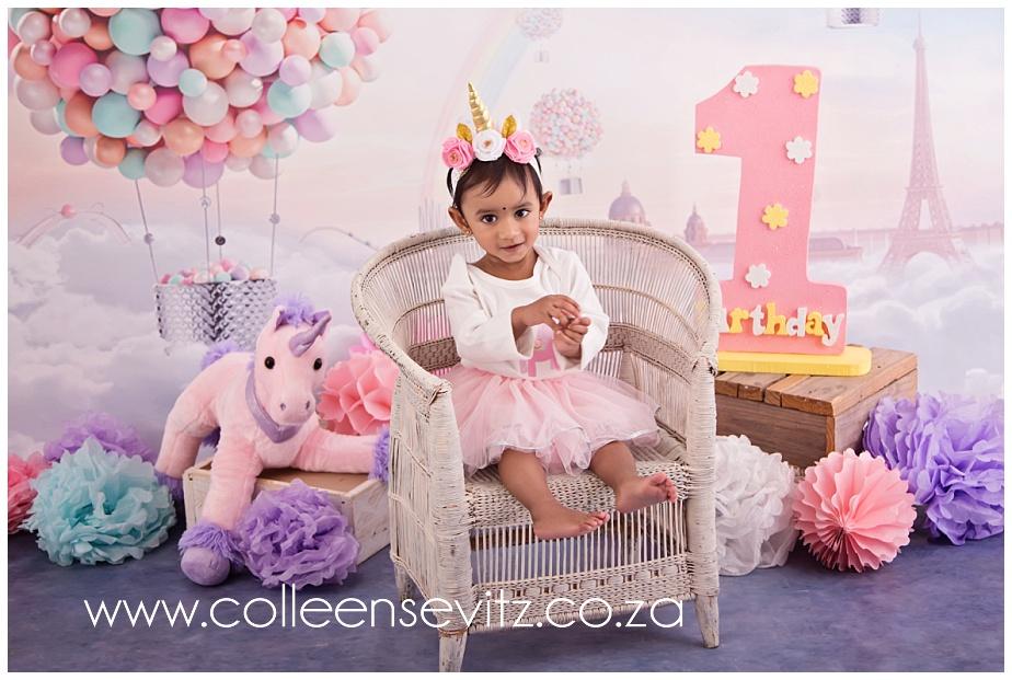 Cake Images With Name Himani : Johannesburg Cake Smash Photography   Himani turns one!